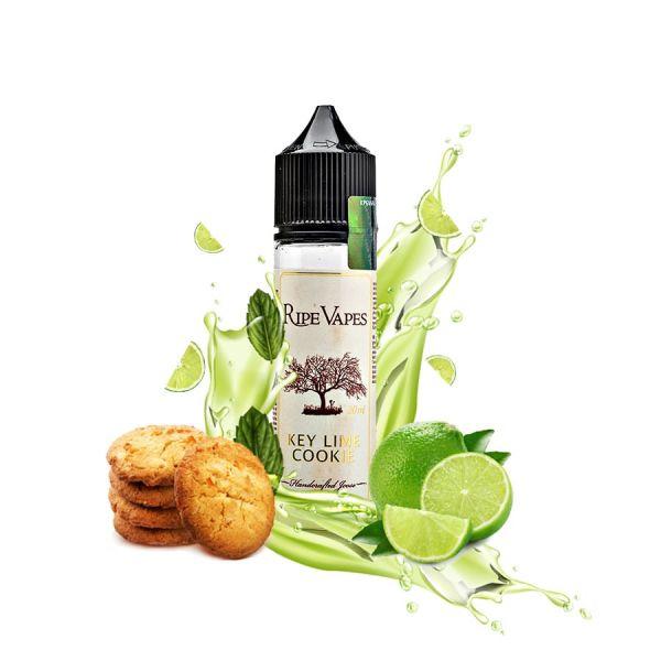 Ripe Vapes VCT Key Lime Cookie - 50ml Shortfill