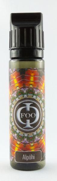 Foo Fluids Alpöhi - 50ml Shortfill