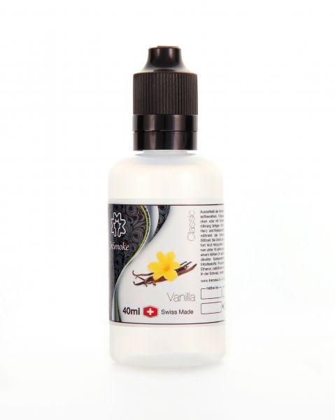 InSmoke Liquid - Vanille - 40ml Shortfill