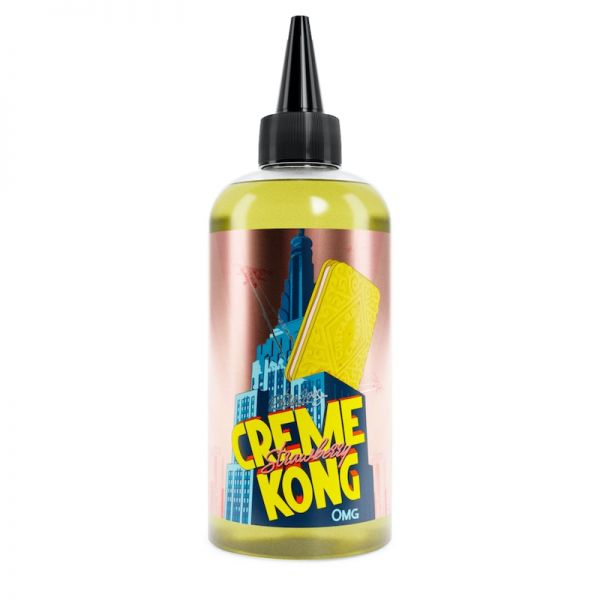 Creme Kong - Strawberry - 200ml Shortfill