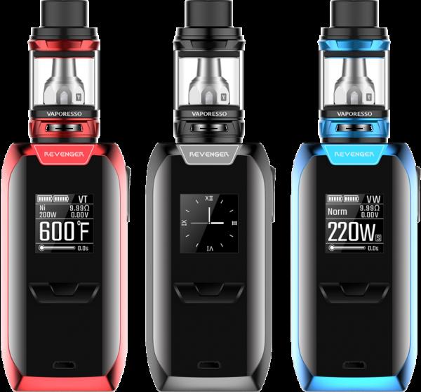 Vaporesso Revenger 220W Kit