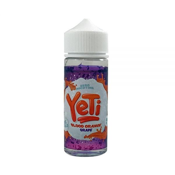 Yeti Blood Orange Grape - 100ml Shortfill