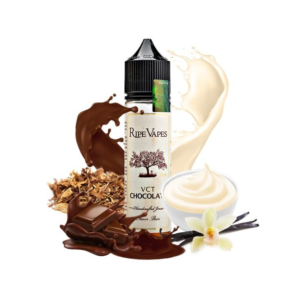 Ripe Vapes VCT Chocolate - 50ml Shortfill