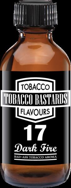 Tobacco Bastards - NO. 17 Dark Fire Aroma