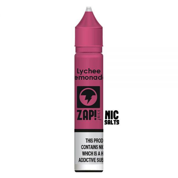 ZAP! Lychee Lemonade - 20mg Nic Salt