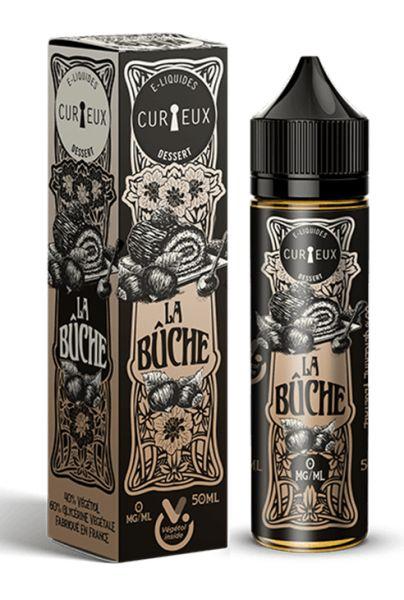 Curieux Edition La Bûche - 50ml Shortfill