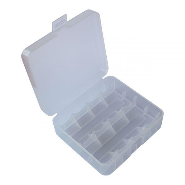Akkubox für 4 x 18650