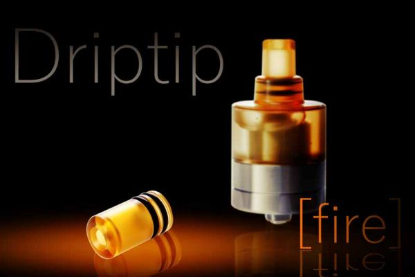 Kayfun Lite Drip Tip Fire
