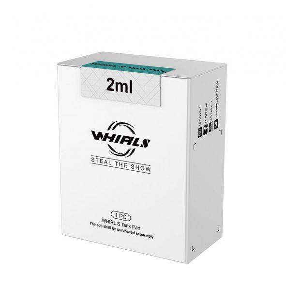 Uwell Whirl S - Kartusche in Verpackung