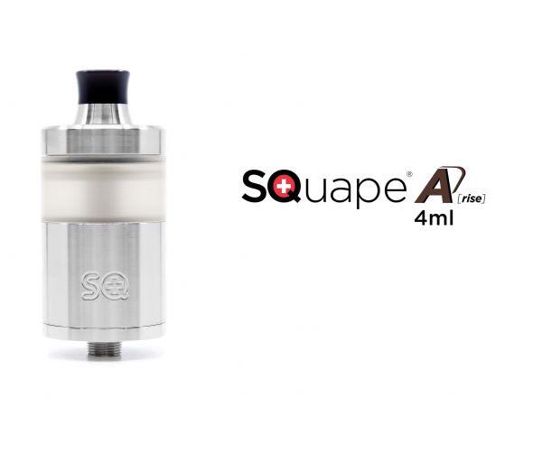 Squape A[rise] RTA in der 4ml Version