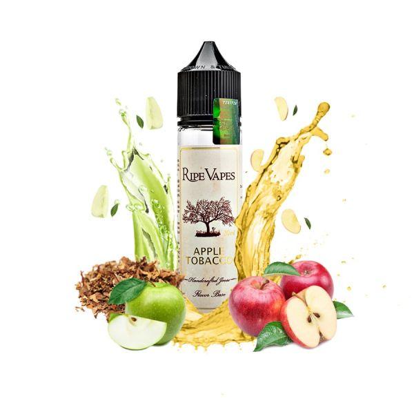 Ripe Vapes Apple Tobacco - 50ml Shortfill
