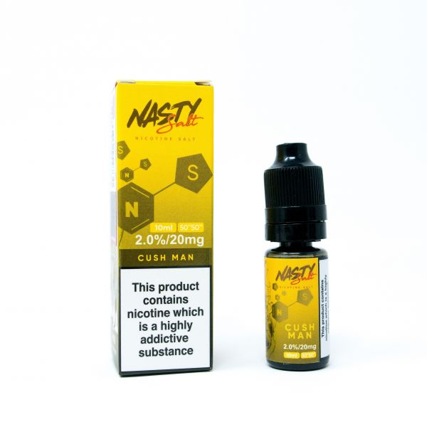 Nasty Salt Cush Man - 20mg Nic Salt