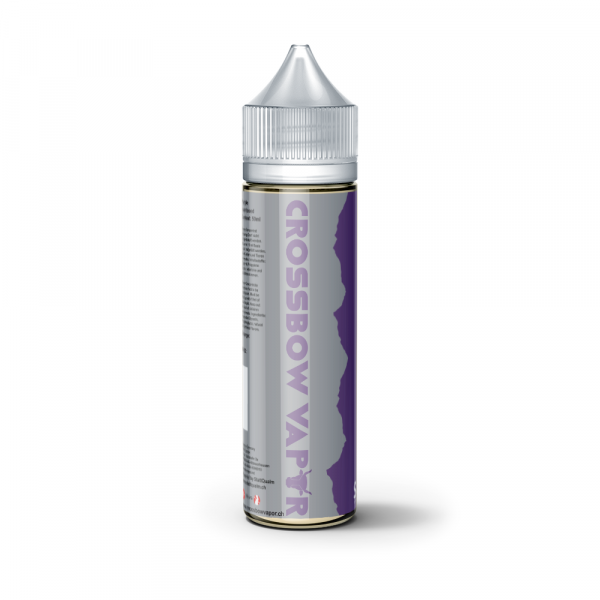 Crossbow Vapor - Purple 40ml Shortfill