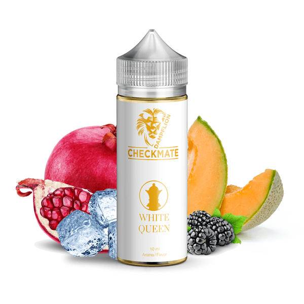 Dampflion Checkmate - White Queen Shake n'Vape Aroma