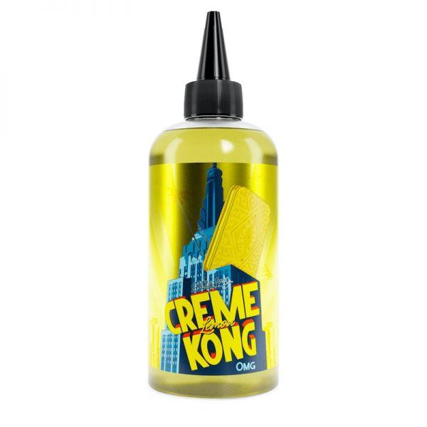 Creme Kong - Lemon - 200ml Shortfill