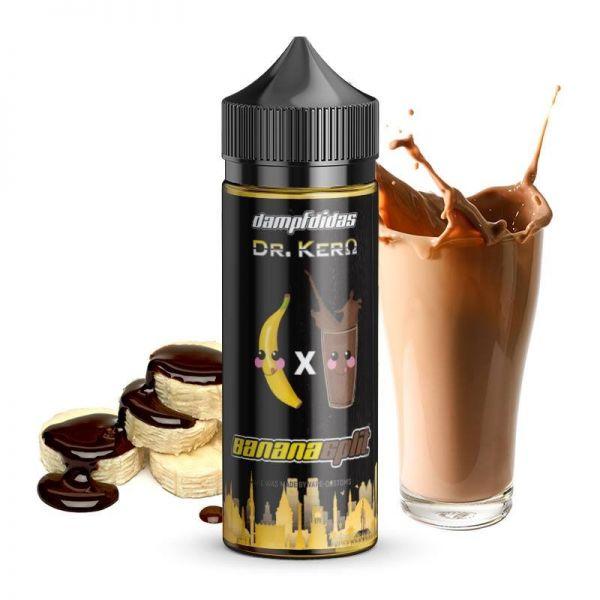 Dampfdidas & Dr. Kero - Bananasplit - Shake n'Vape Aroma