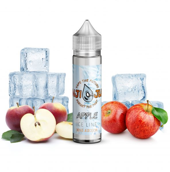 Benji Juice Ice Linie Apple 60ml