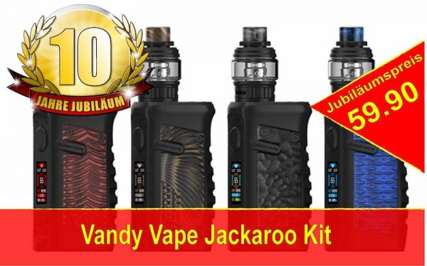 Vandy Vape Jackaroo Kit - 3.5ml