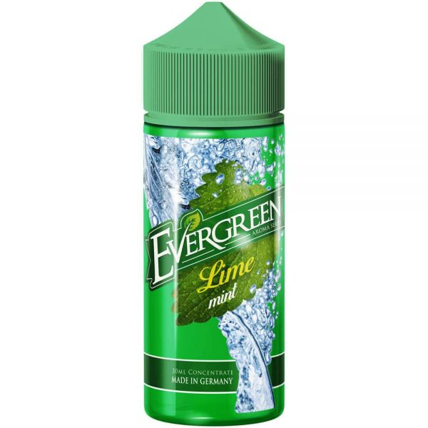Evergreen Lime Mint - Shake n'Vape Aroma