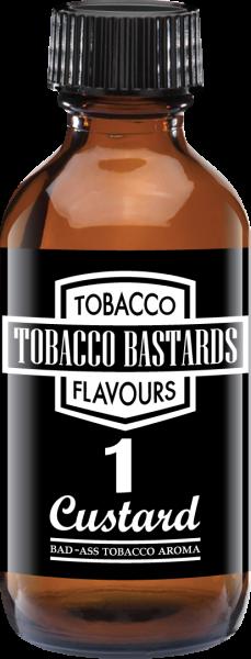Tobacco Bastards - NO. 1 Custard Aroma