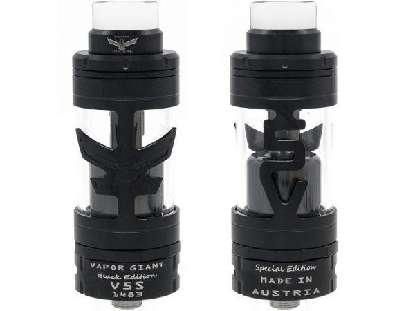 Vapor Giant V5S - Schwarz