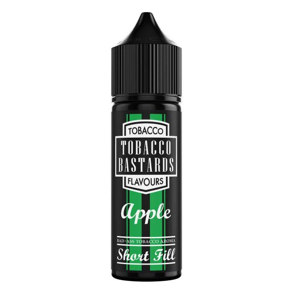 Tobacco Bastards - Tobacco Apple - 50ml Shortfill