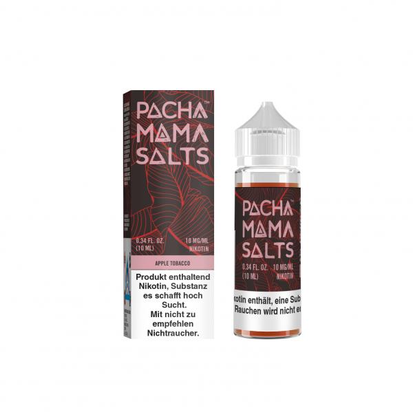 Pacha Mama - Apple Tobacco - NicSalt