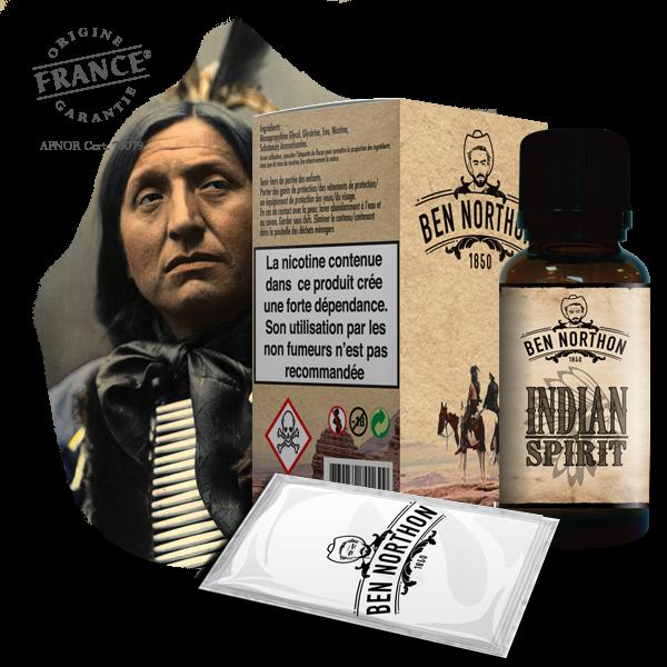 Ben Northon Indian Spirit - 50ml Shortfill