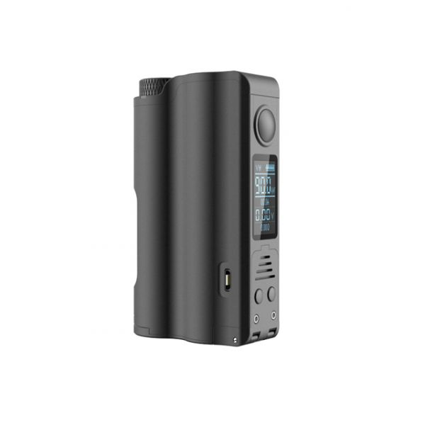 Dovpo Topside Single 21700 Top Fill Squonker - schwarz