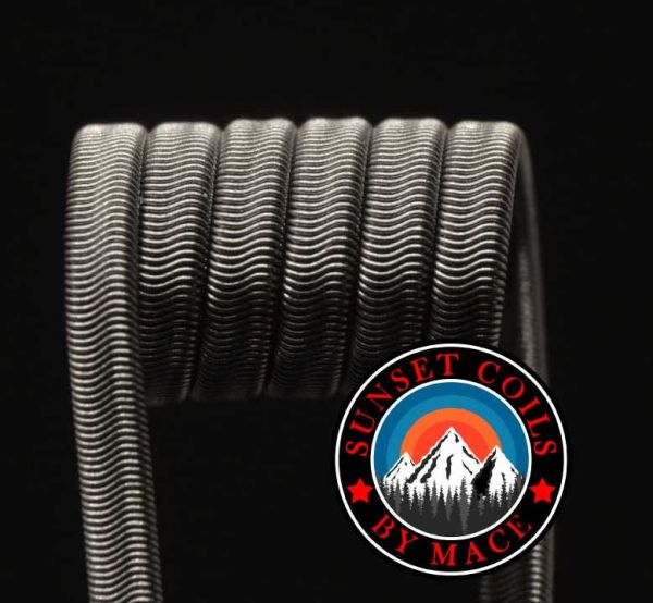 Sunset Coils - Knatter Alien