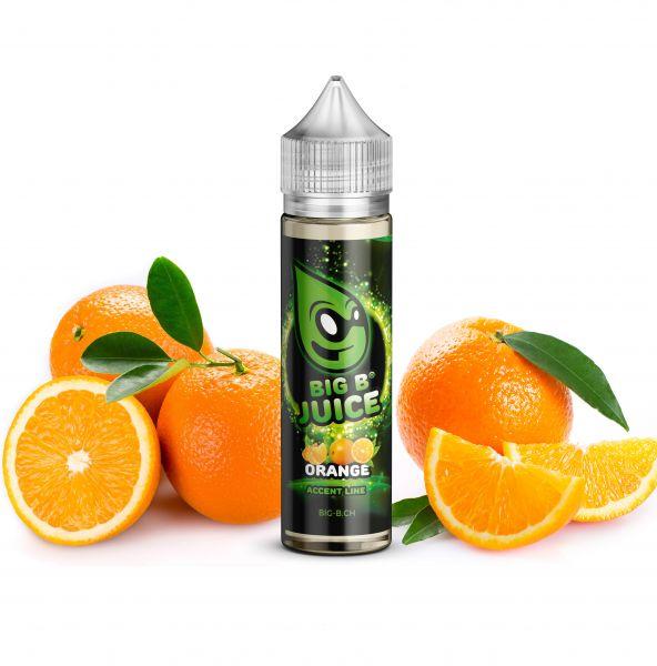 BIG B Juice Accent Line Orange - 50ml Shortfill