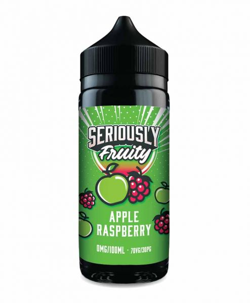Seriously Fruity - Apple Raspberry - 100ml Shortfill