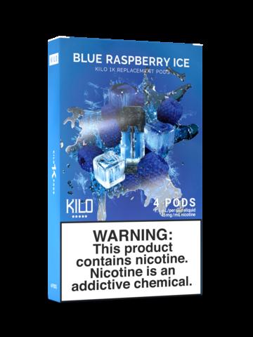 Kilo 1K Pod - Blueberry Ice - 20mg