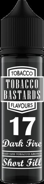 Tobacco Bastards - No. 17 Dark Fire - 50ml Shortfill