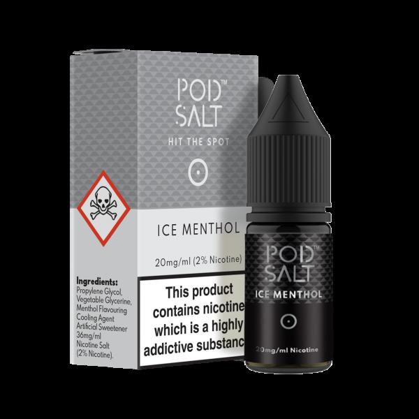 PodSalt - Ice Menthol - 20 mg NicSalt