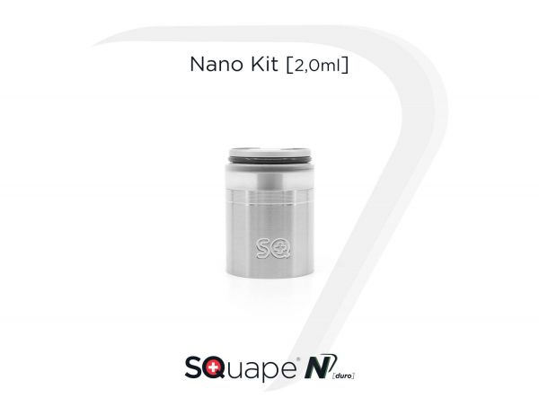 Nano Kit 2.0ml SQuape N[duro]