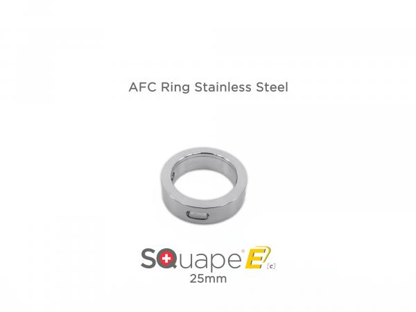 SQuape E[c] 25mm Edelstahl AFC Ring