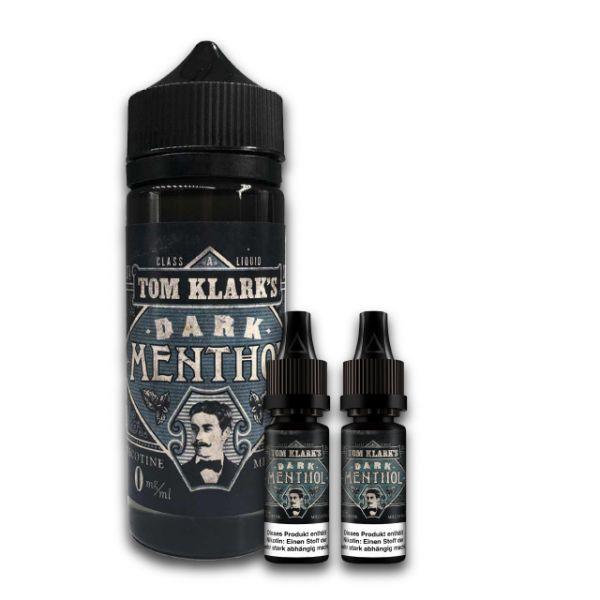 Tom Klark's Dark Menthol 100ml + 2 x 10ml