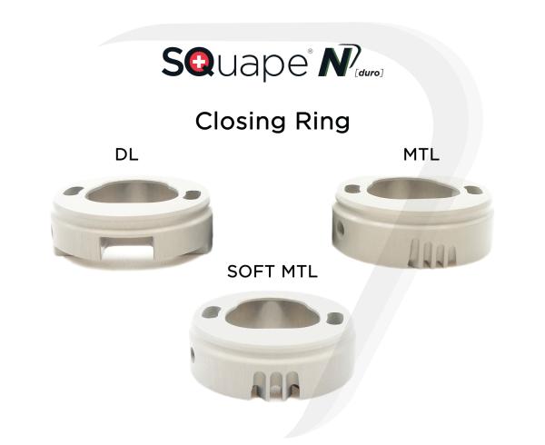 Closing Ring SQuape N[duro]
