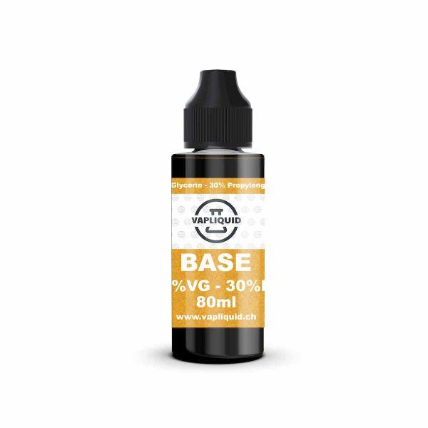 Vapliquid Base - 70/30 - 80ml