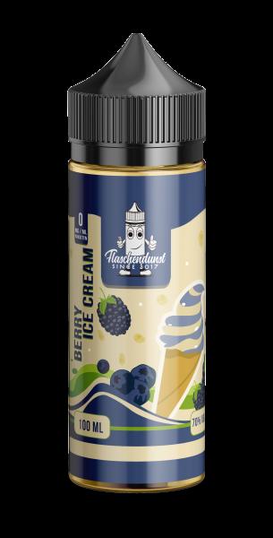 Flaschen Dunst  - Berry Ice Cream  - 100ml Shortfill