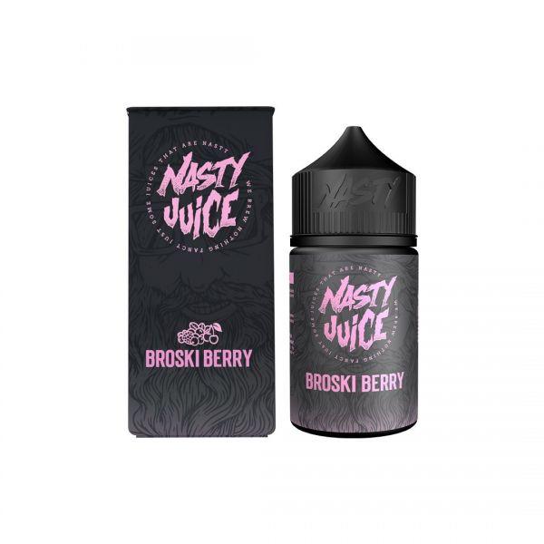 Nasty Berry Broski Berry - 50ml Short Fill