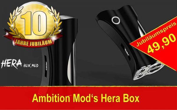 Ambition Mods Hera Box Mod 60W