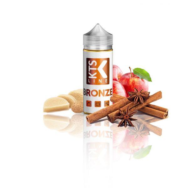 KTS Line Bronze Shake n'Vape Aroma