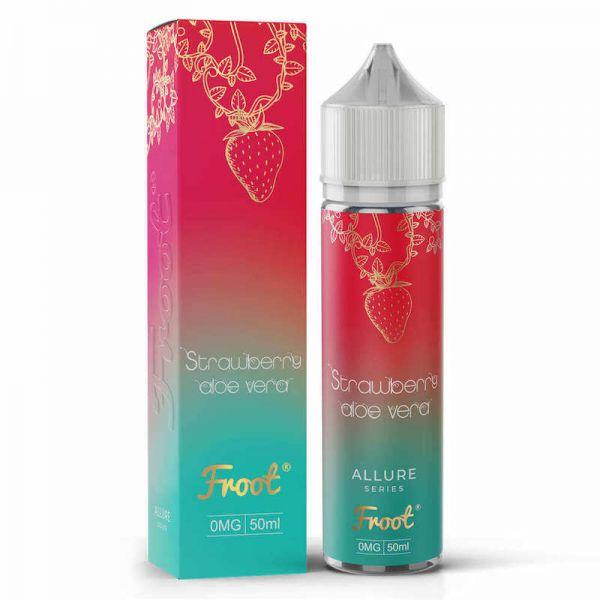 Froot - Strawberry Aloe Vera - 50ml Shortfill