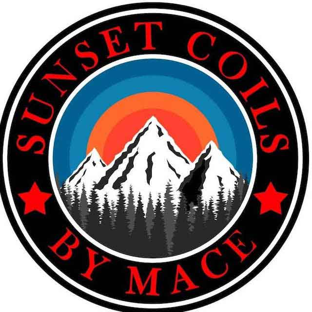 Sunset Coils by Mace