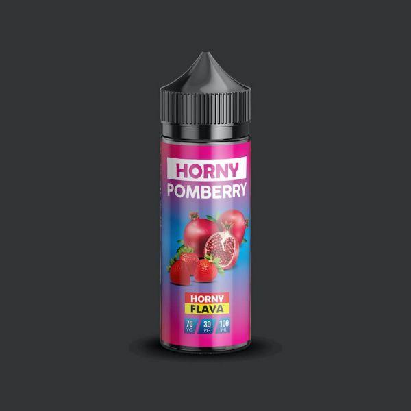 Horny Flava - Pomberry - 100ml Shortfill