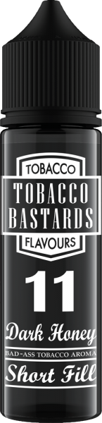 Tobacco Bastards - No. 11 Dark Honey - 50ml Shortfill