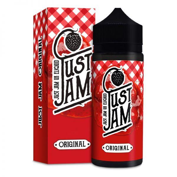 Just Jam Original - 100ml Shortfill