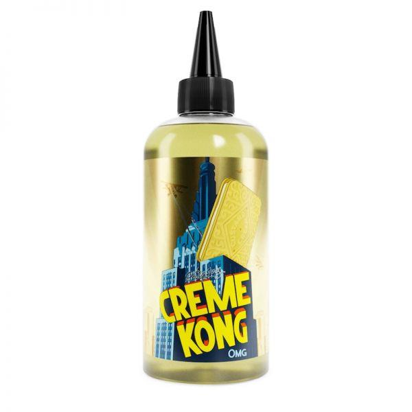 Creme Kong - Vanilla Custard - 200ml Shortfill